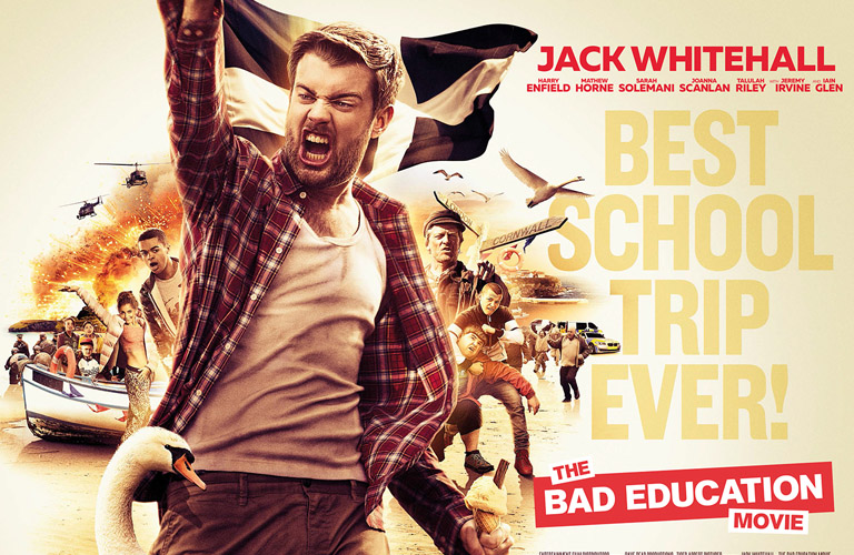 Bad Education - Movie